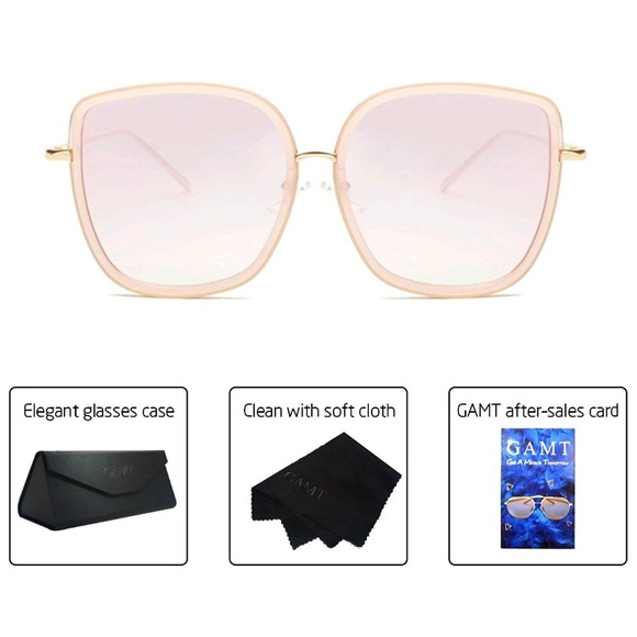 c9e5a76b16af GAMT Accessories | Sunglasses For Women Square Frame Cat Eye | Poshmark